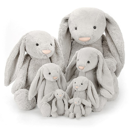 Jellycat® Peluche coniglio Bashful Buttermilk Small 18cm