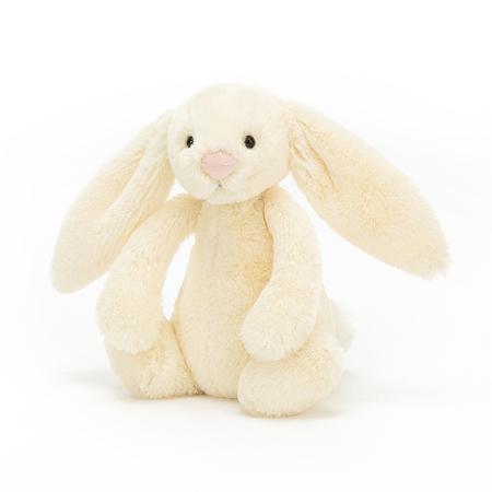 Immagine di Jellycat® Peluche coniglio Bashful Buttermilk Small 18cm