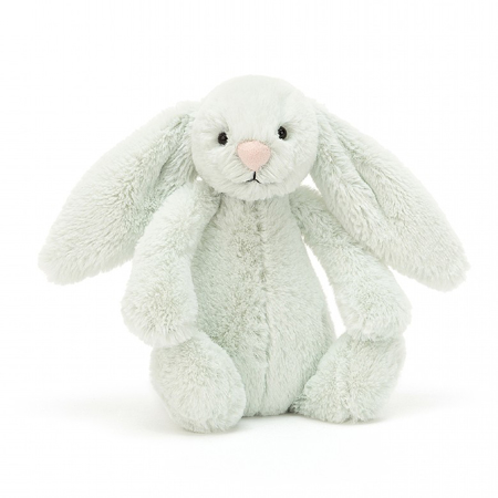 Immagine di Jellycat® Peluche coniglio Bashful Seaspray Small 18cm