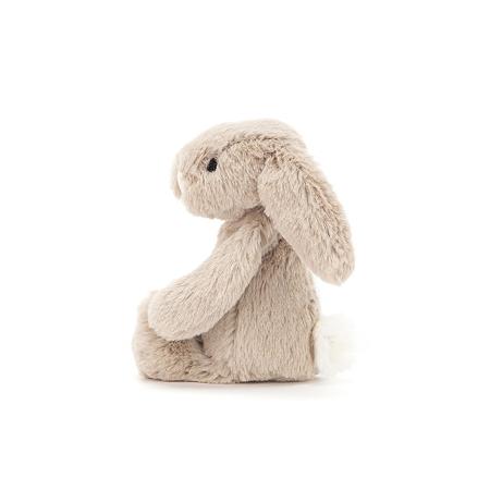 Jellycat® Peluche coniglio Bashful Beige Baby 13cm