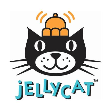 Immagine di Jellycat® Peluche coniglio Bashful Navy Baby 13cm