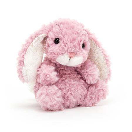 Jellycat®  Coniglietto di peluche Yummy Tulip Pink 13cm