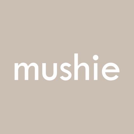Immagine di Mushie®  Bavaglino in silicone Shifting Sand