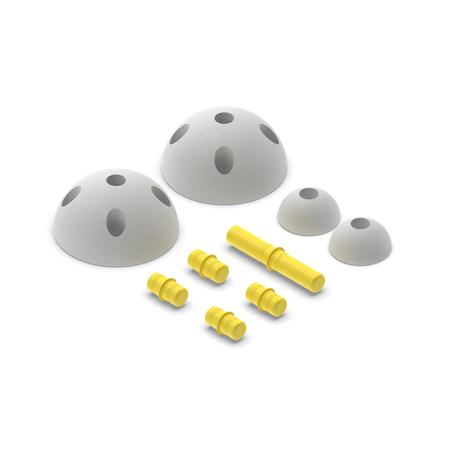 Immagine di Modu® Mezze sfere Half Balls Yellow