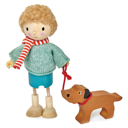 Immagine di Tender Leaf Toys® Mr. Goodwood e il suo cagnolino
