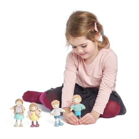 Immagine di Tender Leaf Toys® Amy e i lsuo coniglietto