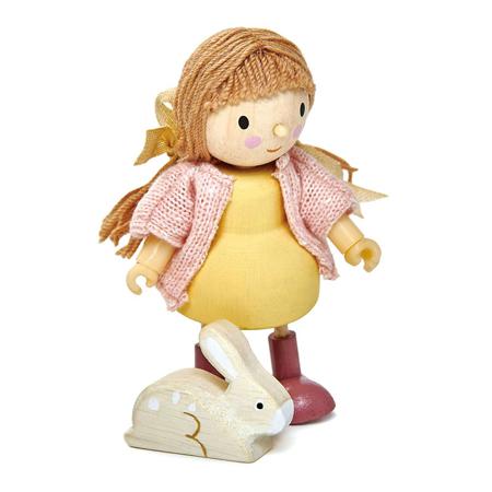 Tender Leaf Toys® Amy e i lsuo coniglietto