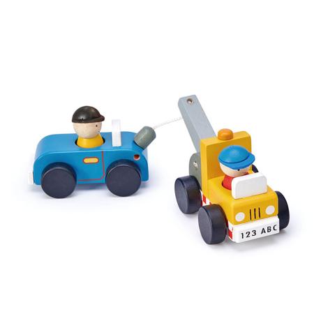 Immagine di Tender Leaf Toys® Servizio di rimorchio Tow Truck