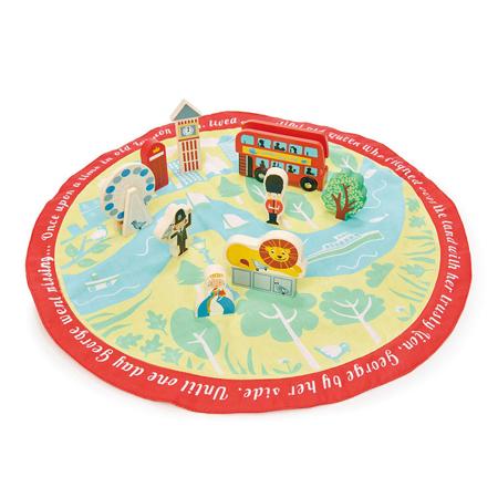 Immagine di Tender Leaf Toys® Tappetino da gioco London