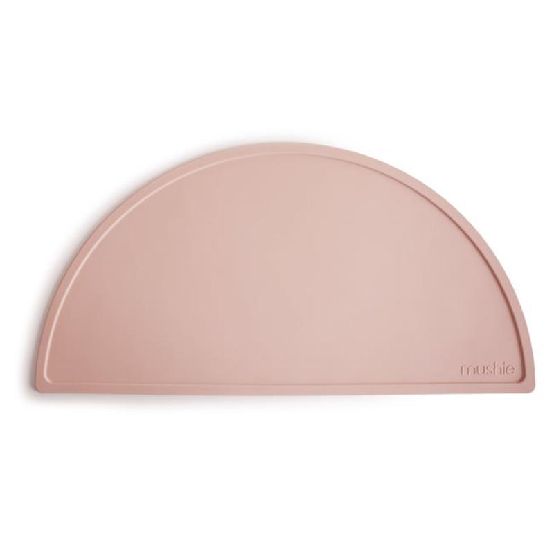 Immagine di Mushie® Tovaglietta in silicone Blush