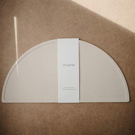 Immagine di Mushie® Tovaglietta in silicone Vanilla Confetti
