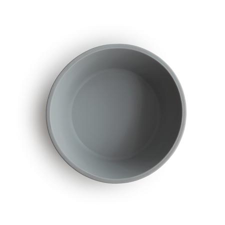 Mushie® Ciotola in silicone Stone