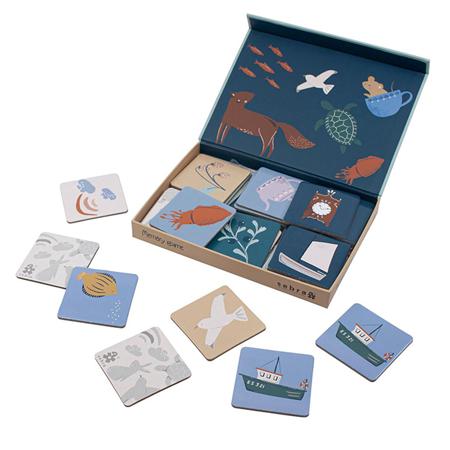 Immagine di Sebra®Memorie in scatola Seven Seas/Daydream