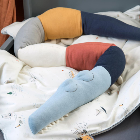 Sebra® Cuscino Sleepy Croc Seven Seas