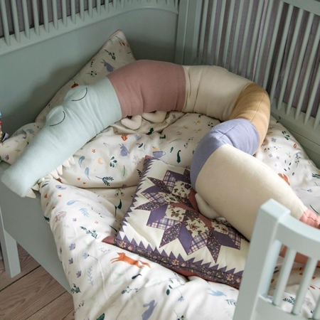 Sebra® Cuscino Sleepy Croc Daydream
