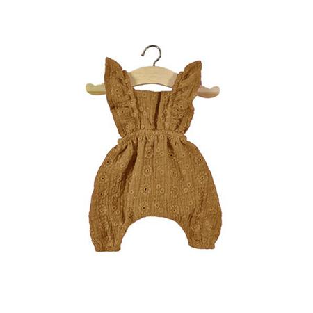 Minikane® Vestito per le bambole Maya Camel 34cm
