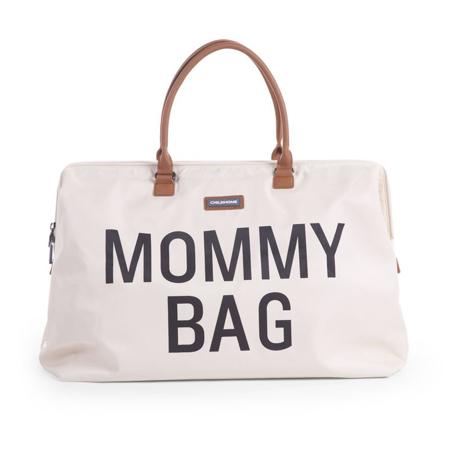 Childhome® Borsa Mommy Bag Bianco
