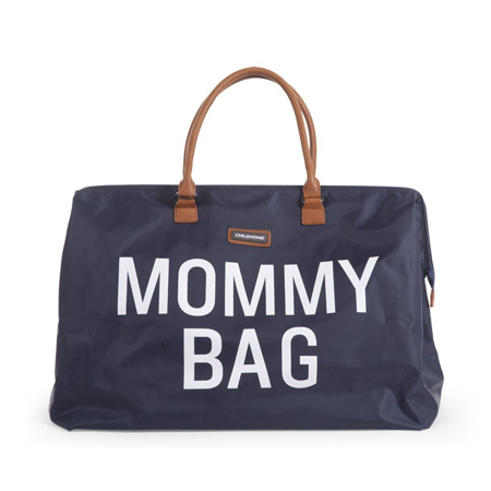 Childhome® Borsa Mommy Bag - Navy Blue