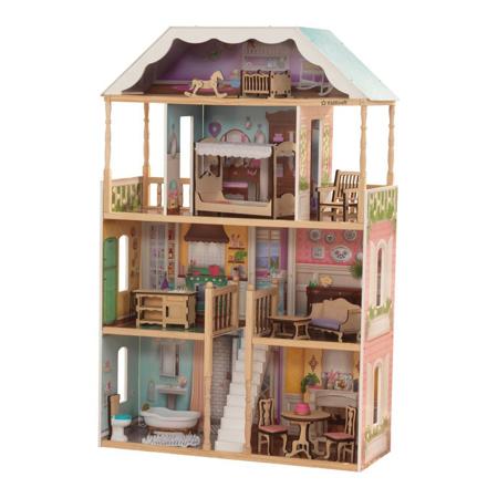Immagine di KidKraft® Casa delle bambole Charlotte Dollhouse
