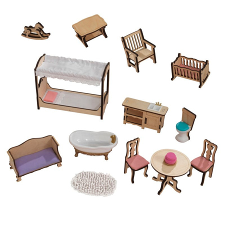 KidKraft® Casa delle bambole Charlotte Dollhouse