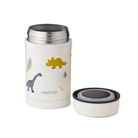 Immagine di Liewood® Termo contenitore Bernard Dino Mix 500ml