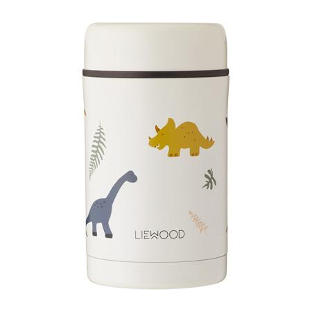 Liewood® Termo contenitore Bernard Dino Mix 500ml