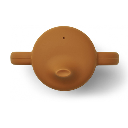 Liewood® Bicchiere in silicone Neil Mustard