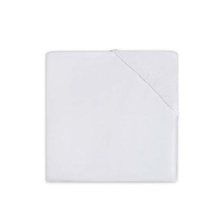 Immagine di Jollein® Lenzuolo di cotone White 120x60