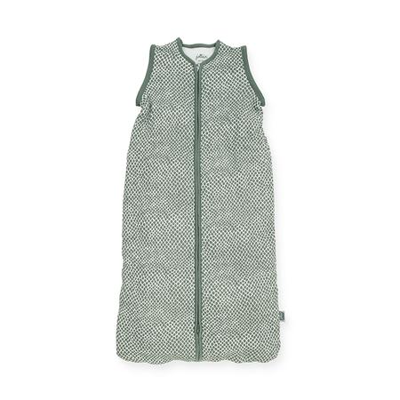 Jollein®  Sacco nanna per bambini con maniche staccabili 110cm Snake Ash Green TOG 2.0