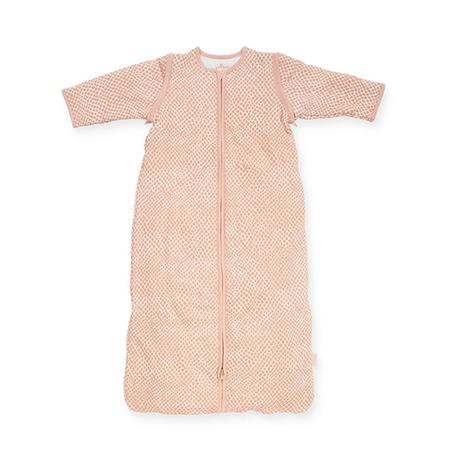 Immagine di Jollein®  Sacco nanna per bambini con maniche staccabili 110cm Snake Pale Pink TOG 2.0