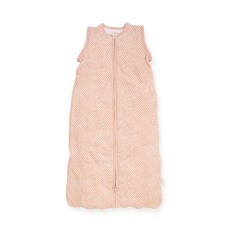 Jollein®  Sacco nanna per bambini con maniche staccabili 110cm Snake Pale Pink TOG 2.0