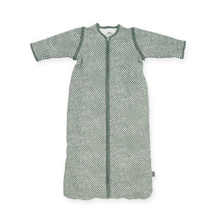 Immagine di Jollein®  Sacco nanna per bambini con maniche staccabili 90cm Snake Ash Green TOG 2.0