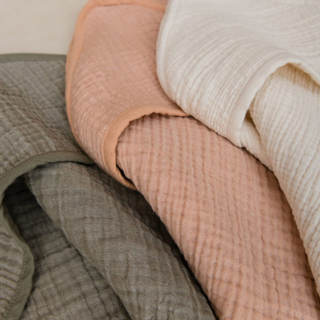 Lunilou® Asciugamano con cappuccio Maple Sugar