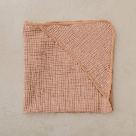 Immagine di Lunilou® Asciugamano con cappuccio Maple Sugar