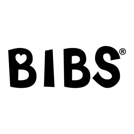 Immagine di Bibs® Ciuccio De Lux Silikon Iron & Baby Blue (0-36m)
