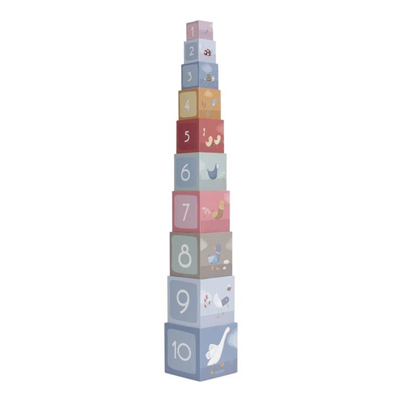 Immagine di Little Dutch® La piramide di cubi Little Goose