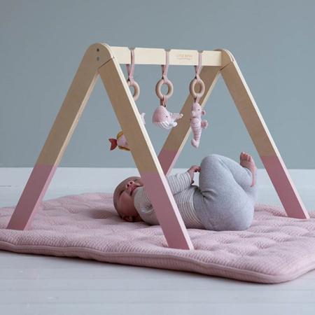 Little Dutch® Palestrina in legno Ocean Pink