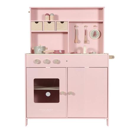 Immagine di Little Dutch® Cucina in legno per bambini kuhinja Pink
