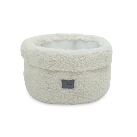 Jollein® Contenitore River Teddy Cream White