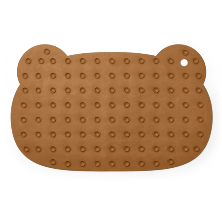 Liewood® Tappetino da bagno antiscivolo Sailor Mr.Bear Mustard