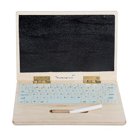 Bloomingville®  Computer in legno per disegnare