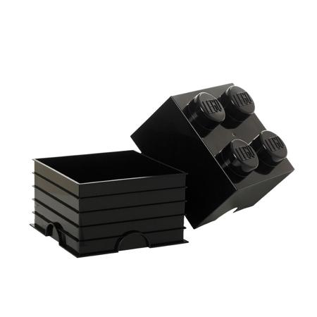 Immagine di Lego® Contenitore 4 Black