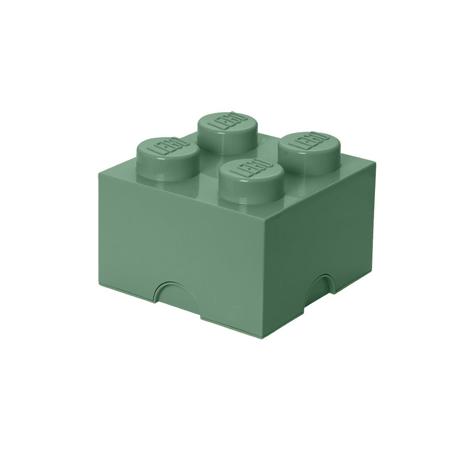 Lego® Contenitore 4 Sand Green