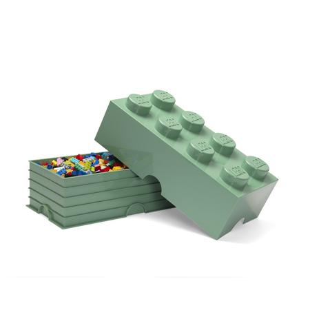 Immagine di Lego® Contenitore 8 Sand Green