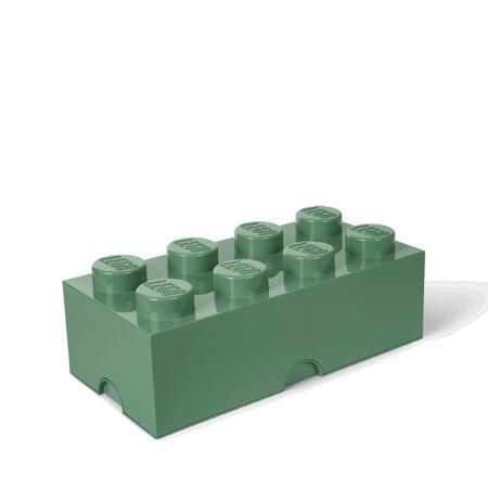Lego® Contenitore 8 Sand Green
