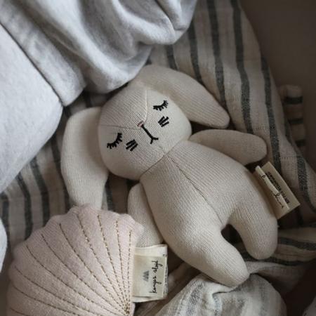 Konges Sløjd® Sonaglio Mini Rabbit Off White