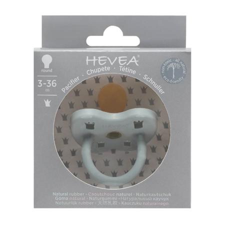 Immagine di Hevea® Ciuccio in caucciu Colourful Gorgeous Grey 3-36 m