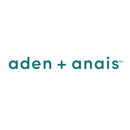 Immagine di Aden+Anais® Coperta morbida come la seta Snuggle Knit Rosettes