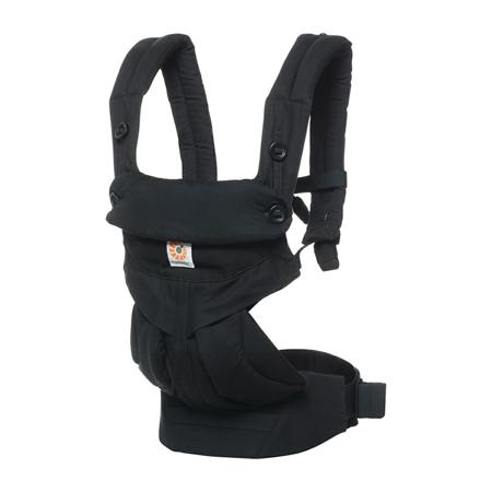 Immagine di Ergobaby® Marsupio portabebè 4 posizioni  360 Cool Air Pure Black