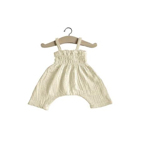 Immagine di Minikane® Vestito per le bambole Ecru 34cm